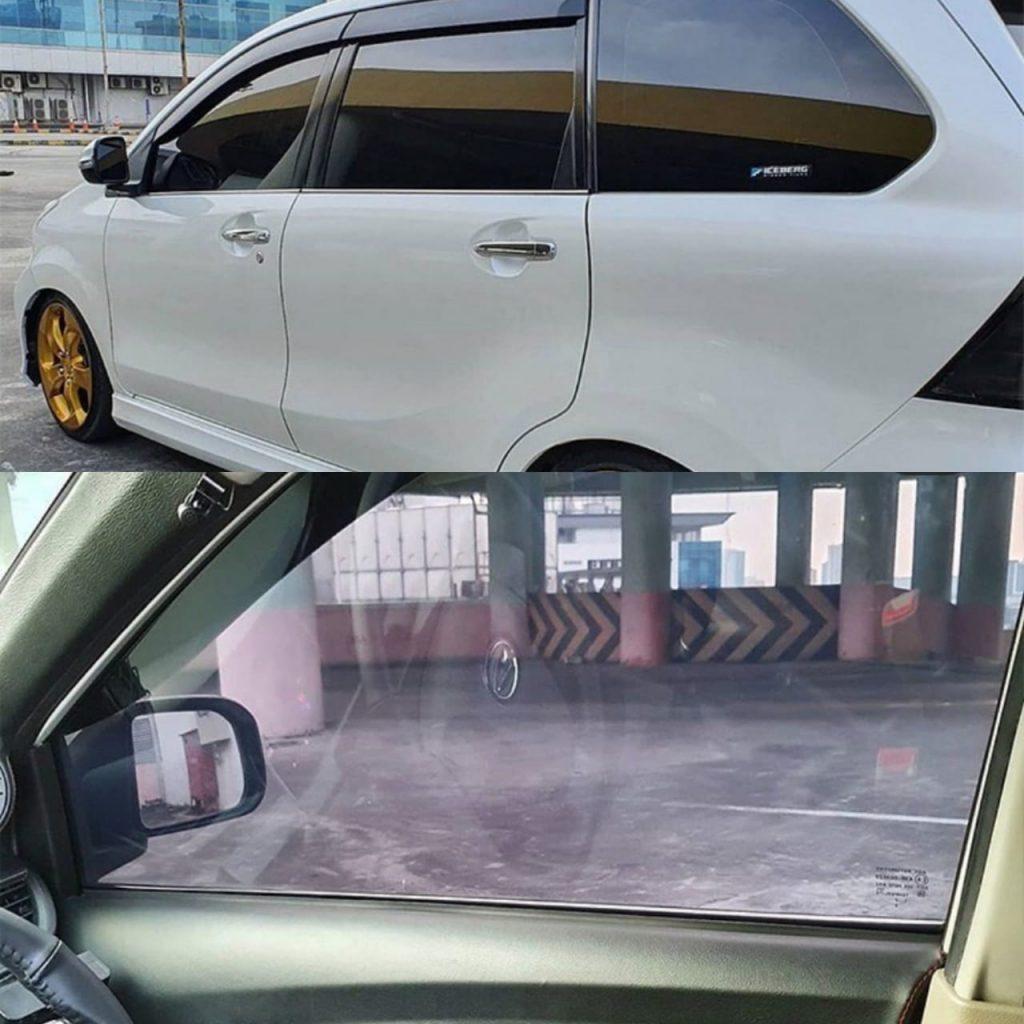 arti spesifikasi kaca film mobil